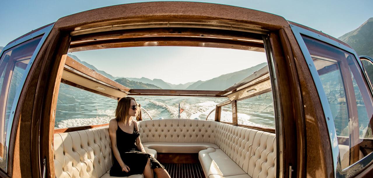 Gallery Menaggio Water Limousine Transfer