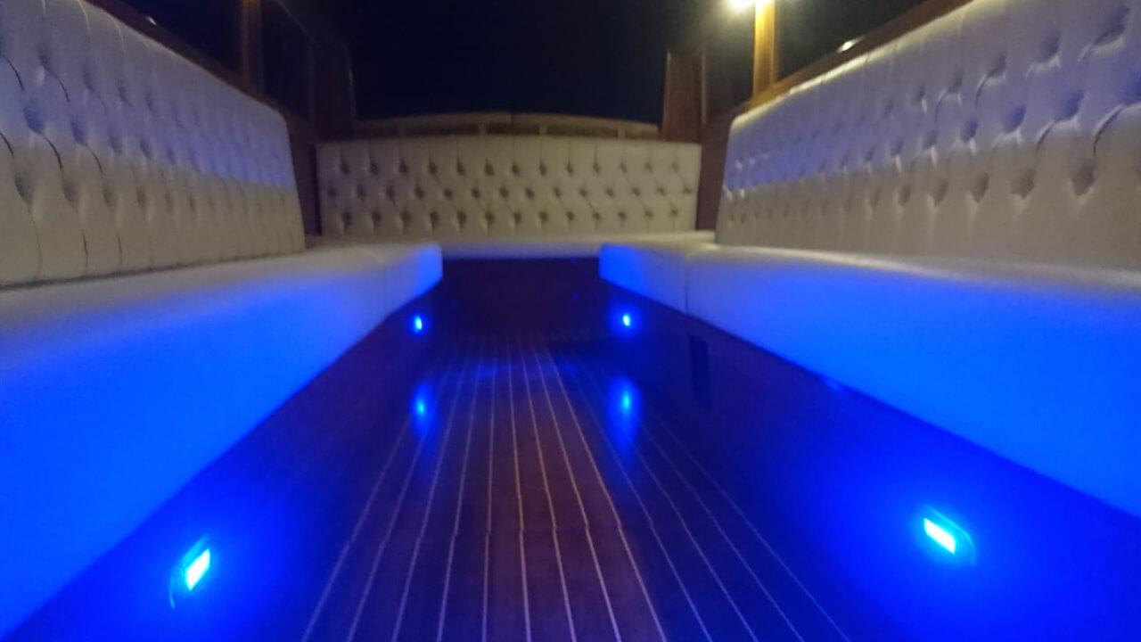 Menaggio Water Limousine Flotta